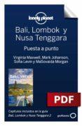 Descarga gratuita de ebook en formato pdf. BALI, LOMBOK Y NUSA TENGGARA 2_1. PREPARACIÓN DEL VIAJE RTF CHM FB2 en español