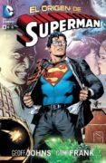 superman: origen secreto-geoff johns-gary frank-9788415844785
