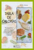 TABLA DE CALORIAS - 9788425512285 - PH. DOROSZ