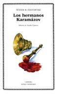 LOS HERMANOS KARAMAZOV - 9788437606385 - FIODOR DOSTOIEVSKI