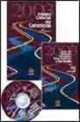 MAPA OFICIAL DE CARRETERAS 2003 (38ª ED.) (INCLUYE LIBRO DE RUTAS TURISTICAS Y ESPACIOS NATURALES) - 9788449806285 - VV.AA.