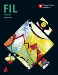 FILOSOFIA 1º BACHILLERATO  ED 2015 - 9788468229485 - VV.AA.