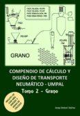 COMPENDIO DE CALCULO Y DISEÑO DE TRANSPORTE NEUMATICOS: VOLUMEN 2 - 9788494617485 - JOSEP UMBERT IBÁÑEZ