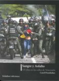 SANGRE Y ASFALTO - 9788494768385 - CAROL PRUNHUBER