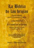 LA BIBLIA DE LAS BRUJAS. LIBRO SEGUNDO: EL CAMINO DE LAS BRUJAS - 9788495593085 - JANET FARRAR