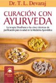 CURACION CON AYURVEDA (5ª ED) - 9788498272185 - EDUARDO H. GRECCO