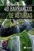 40 BARRANCOS DE ASTURIAS - 9788498291285 - PABLO SOLARES