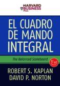 EL CUADRO DE MANDO INTEGRAL (3ª ED.) - 9788498750485 - ROBERT S. KAPLAN