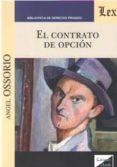 el contrato de opcion-angel ossorio-9789563922585