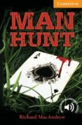 MAN HUNT LEVEL 4 INTERMEDIATE - 9781107692695 - VV.AA.