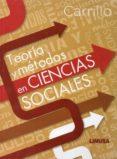 teoria y metodos en ciencias sociales-9786070504495