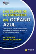 LAS CLAVES DE LA ESTRATEGIA DEL OCEANO AZUL - 9788416904495 - W. CHAN KIM