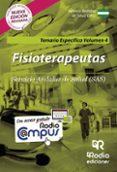 TEMARIO ESPECÍFICO VOL.4. FISIOTERAPEUTAS DEL SAS - 9788416963195 - VV.AA.