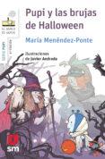 pupi y las brujas de halloween-maria menendez-ponte-9788467579895