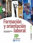 FORMACIÓN Y ORIENTACIÓN LABORAL CICLOS FORMATIVOS GRADO SUPERIOR - 9788469616895 - VV.AA.