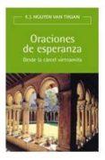 ORACIONES DE ESPERANZA: DESDE LA CARCEL VIETNAMITA - 9788472397095 - FRANÇOIS-XAVIER NGUYEN VAN THUAN