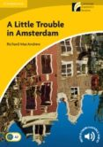 LITTLE TROUBLE IN AMSTERDAM LEVEL 2 ELEMENTARY/LOWER-INTERMEDIATE - 9788483235195 - VV.AA.