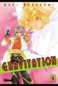 GRAVITATION Nº 5 - 9788484495895 - MAKI MURAKAMI