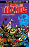 LA SAGA DE THANOS - 9788491673095 - JIM STARLIN