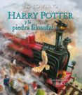harry potter y la piedra filosofal (ed. ilustrada bolsillo)-j.k. rowling-9788498389395