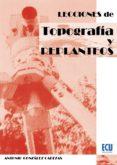 lecciones de topografía y replanteos (ebook)-antonio gonzalez cabezas-9788499483795