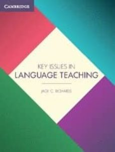 Ebook descargas gratuitas uk KEY ISSUES IN LANGUAGE TEACHING