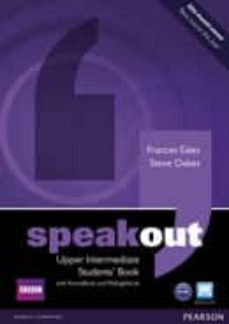 Descarga gratuita de audiolibros para teléfonos. SPEAKOUT UPPER INTERMEDIATE STUDENTS  BOOK WITH DVD/ACTIVE BOOK A ND MYLAB PACK 9781408276105