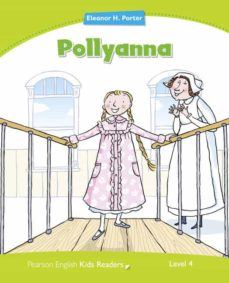 penguin kids 4 pollyanna reader-9781408288405