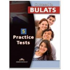 succeed in bulats - 5 practice tests - self-study edition-9781904663805