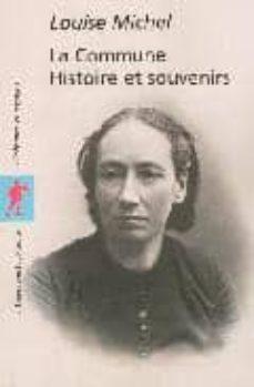 la commune, histoire et souvenirs-louise michel-9782707146205