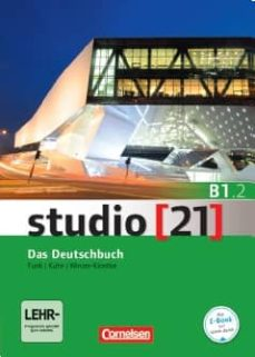 Se descarga el audiolibro STUDIO 21 B1.2 LIBRO DE CURSO