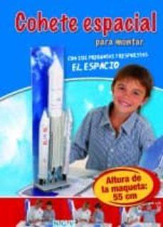 cohete espacial para montar (maquetas)-9783625127505
