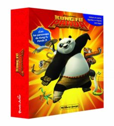 Scintillaemattone.it Kung Fu Panda: Mi Libro-juego (Incluey Un Tablero Y Figuras Para Jugar) Image