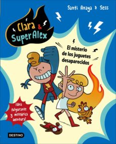 Emprende2020.es Clara &Amp; Superalex 1: El Misterio De Los Juguetes Desaparecidos Image
