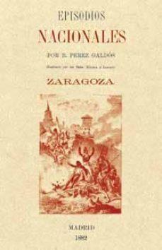 Libros en inglés audio descarga gratuita ZARAGOZA (EPISODIOS NACIONALES)