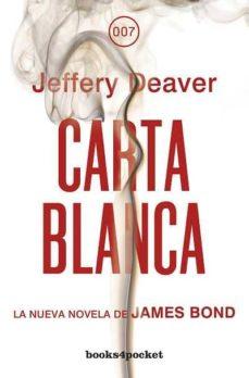 Descargar libros de texto torrents CARTA BLANCA DJVU (Spanish Edition) de JEFFERY DEAVER 9788415139805
