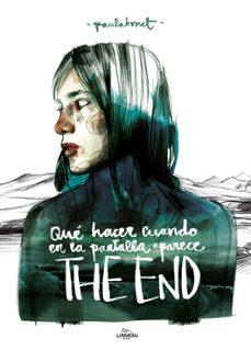 Descargar y leer QUE HACER CUANDO EN LA PANTALLA APARECE THE END gratis pdf online 1