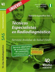Upgrade6a.es Tecnicos Especialistas En Radiodiagnostico Del Sas. Temario Especifico Vol. 1 Image