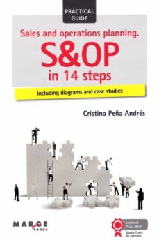 sales and operations planning: s&op in 14 steps-cristina peña andrés-9788417313005