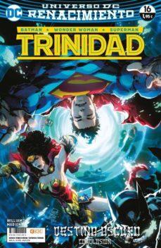 Permacultivo.es Batman/superman/wonder Woman: Trinidad Núm. 16 (Renacimiento) Image