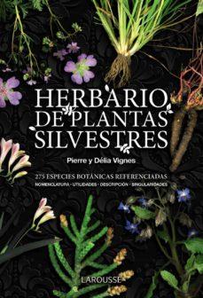 Descarga de libros de amazon a kindle HERBARIO DE PLANTAS SILVESTRES 9788417720605