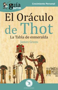 Permacultivo.es Guiaburros El Oraculo De Thot: La Tabla De Esmeralda Image