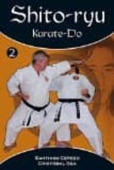 shito karate-do 2-santiago cerezo-cristobal gea-9788420305905