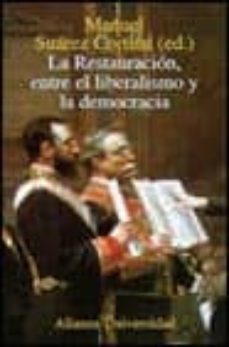 Encuentroelemadrid.es La Restauracion, Entre El Liberalismo Y La Democracia Image