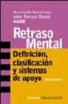 Permacultivo.es Retraso Mental: Definicion, Clasificacion Y Sistemas De Apoyo (10 ª Ed.) Image