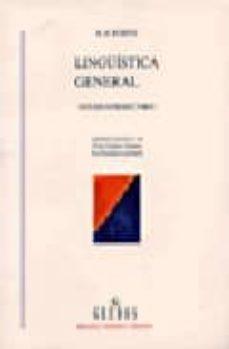 Inmaswan.es Lingüistica General: Estudio Introductorio (4ª Ed.) Image
