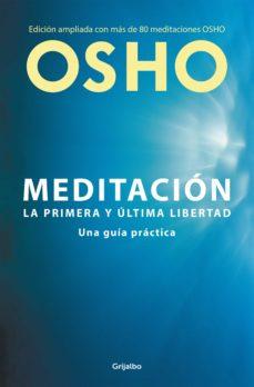 meditación (edición ampliada con más de 80 meditaciones osho) (ebook)-9788425350405