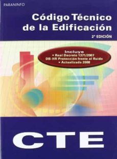 Descarga gratuita de audio libro frankenstein. CODIGO TECNICO DE EDIFICACION 9788428330305 in Spanish de
