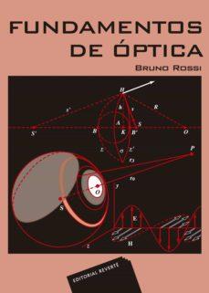 optica-bruno rossi-9788429141405
