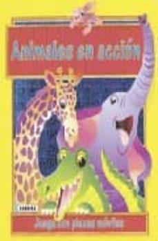 Chapultepecuno.mx Animales En Accion (Juega Con Piezas Moviles) Image